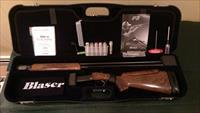 "Blaser F3 Super Sport w/ 32"" barrel"