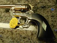 "COLT SAA  .44-40Cal..  3""BARREL - SHERIFF'S MODEL - NIB - CUSTOM GRIPS"
