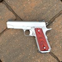 Ed Brown Executive Carry Custom Stainless