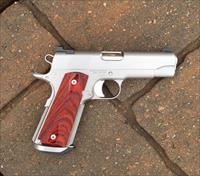 "Ed Brown Custom Executive Carry SS w/ Extras in 45ACP with 4.25"" Bbl. Tritium Sights"