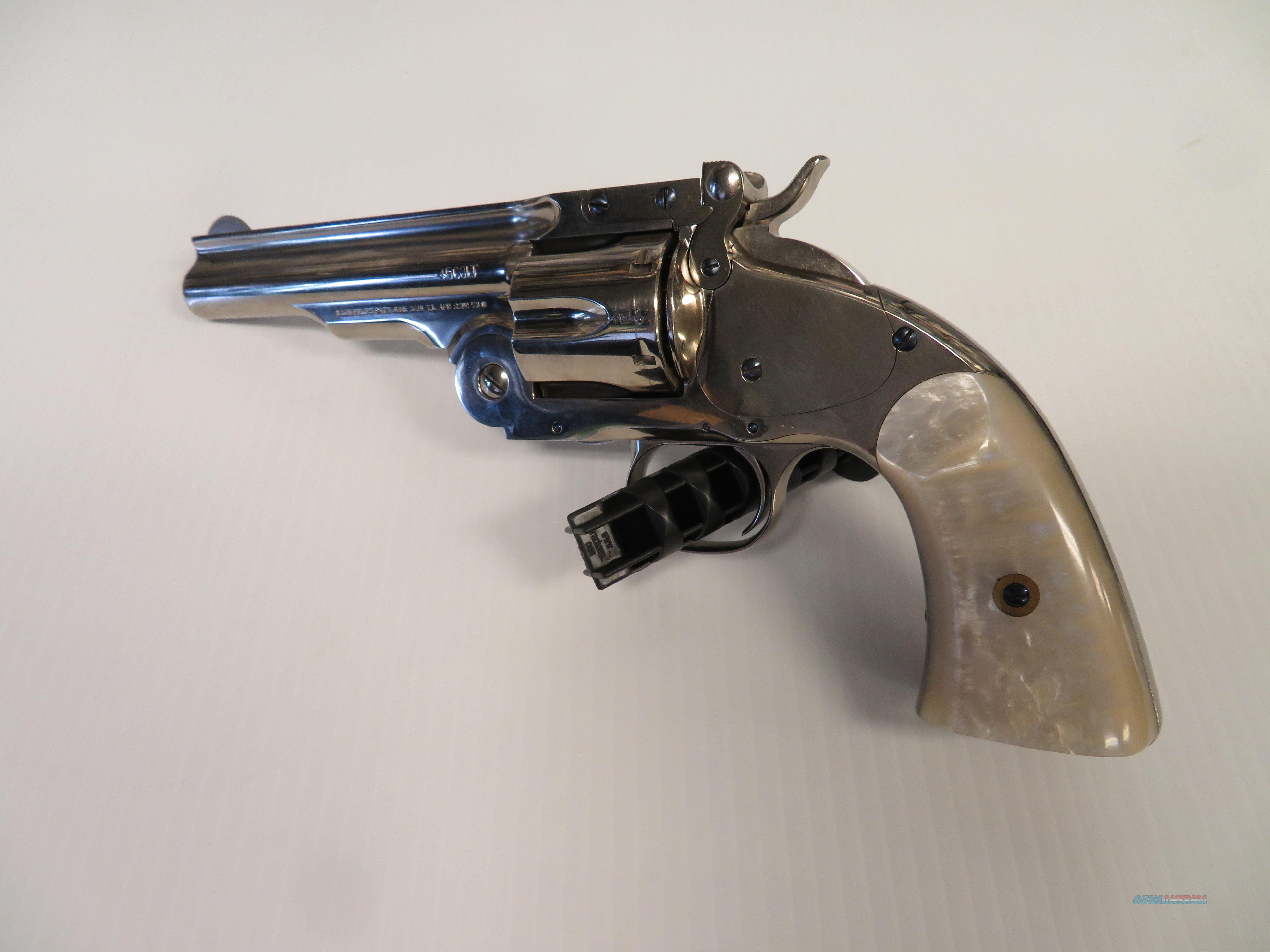 Schofield Buy Sell Trade >> Uberti Stoger Schofield .45 Long Colt 6-Shot To... for sale
