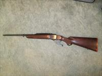 Ruger #1-A 7x57 Mauser w/ Ruger medium height rings