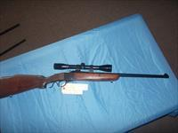 Ruger no-3 22 Hornet w/ Burris Scope