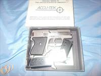 accu-tek  XL-9 9mm like new