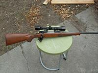 winchester mod.70 FW w/scope 270 cal.