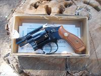 Smith&Wesson 12-2 airweight 38spcl in box