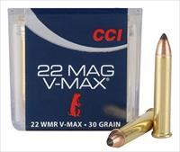 .22 WMR Ammo 250 Rounds 5 new factory sealed boxes