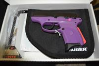 Ruger LC9S purple Talo
