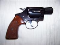 "Colt Cobra Revolver 2"" Barrel Blue"