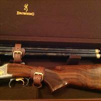 "Browning Citori Golden Clays O/U with 28"" Ported Barrel"