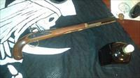 """Bounty"" Pedersoli Flintlock Pistol Fired ONCE"