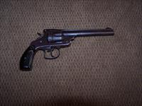 Smith and Wesson Antique .44 Double Action Frontier