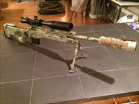 Remington 700 .308 - AICS 2.0 - MARS rail - Fluted - Parker & Hale