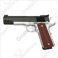 Les Baer Custom 1911 BOSS 45 ACP Chrome Frame LBP429