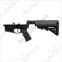War Sport LVOA-C Complete Lower Receiver Black