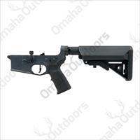 War Sport LVOA-C Complete Lower Receiver Wolf Grey