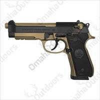 Beretta 92A1 92 A1 Burnt Bronze Plus 9mm 92FS