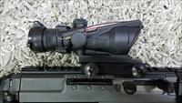Trijicon ACOG Rifle Scope TA31 RCO 4x32 Red Chevron Tritium M4 BDC Rifle Combat Optic
