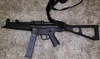 Vector Arms MP5 SBR V-89P Chambered in .40S&W UMP Stock, SEF Lower