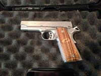 Kimber Pro Raptor II Stainless .45 ACP 1911 New