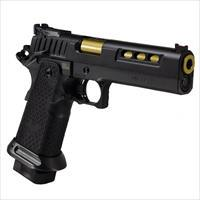 STI 2011 DVC L 9mm Black with TIN/Gold Barrel New Never Displayed!