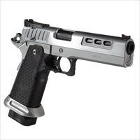 STI 2011 DVC L 9mm Chrome New In Case Never Displayed