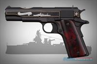 COLT BATTLESHIP TEXAS 1911 100th Anniversary 1 of 1200 New Never Displayed!