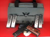 Like New Rare Wilson Combat Professional Elite .45acp w/ 7 magazines fans of nighthawk dan wesson