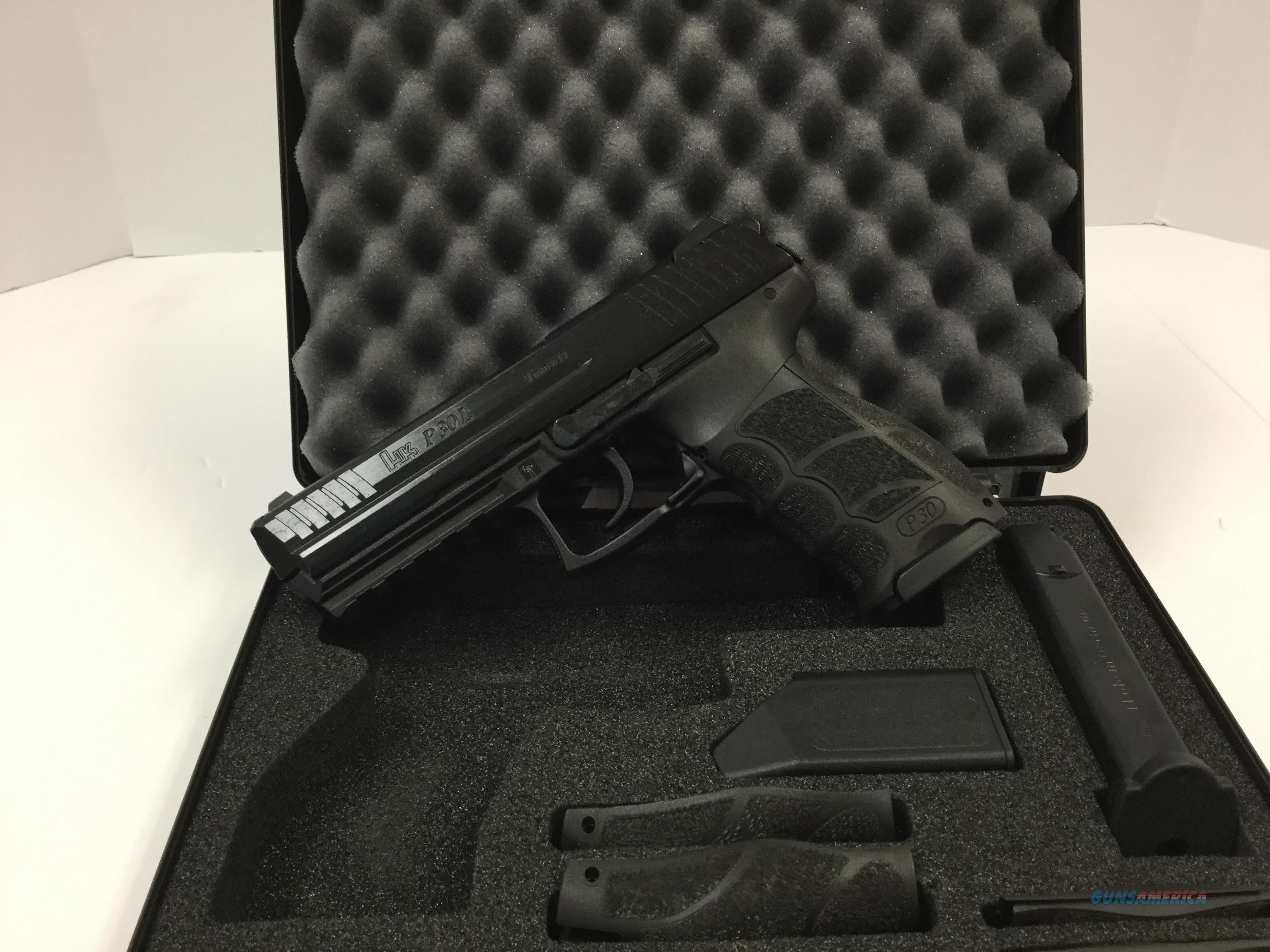 NIB! H&K P30L DA/SA 9mm!