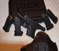 G-36 with upgrades and supertuck holster