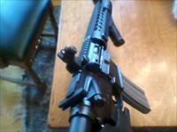 CMMG AR 15 with SLIDE FIRE stock and extras