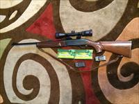 Remington 7400 243 Win. Semi-Auto