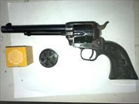 Colt Peacemaker .22LR/.22Mag Single Action Revolver, 6