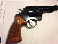 "Smith & Wesson .41 Magnum Model 58 Blue 4"" Serial 30076"