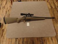 Ruger American Pig Rifle (450 Bushmaster) With Leupold VX Hog Scope With Pig Plex Crosshairs