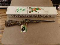 Keystone Arms Crickett Mossy Oak Break Up Country Blued (22LR)