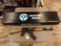 Century Arms AK-47 Milled Receiver With Scope Rail