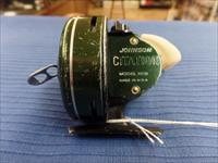 Johnson Citation Model 110B Completely Surviced With 6LB Test Line Ready To Fish