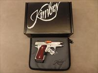 Kimber Micro 9 With Crimson Trace Laser Grips