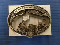 North American Arms Belt Buckle