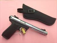 Ruger 22/45 with tactical solutions upper