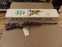 Keystone Arms Crickett Muddy Girl Blued (22LR)