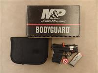 Smith&Wesson M&P Bodyguard ( 380 Auto ) With CTC Laser