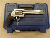 Smith & Wesson Model 500 With Box And Papers