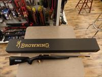 Browning X-Bolt (308 cal.) With Dura Touch Armor Coated Stock