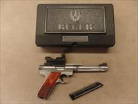 Ruger Mark III Hunter With RED / GREEN DOT Optic