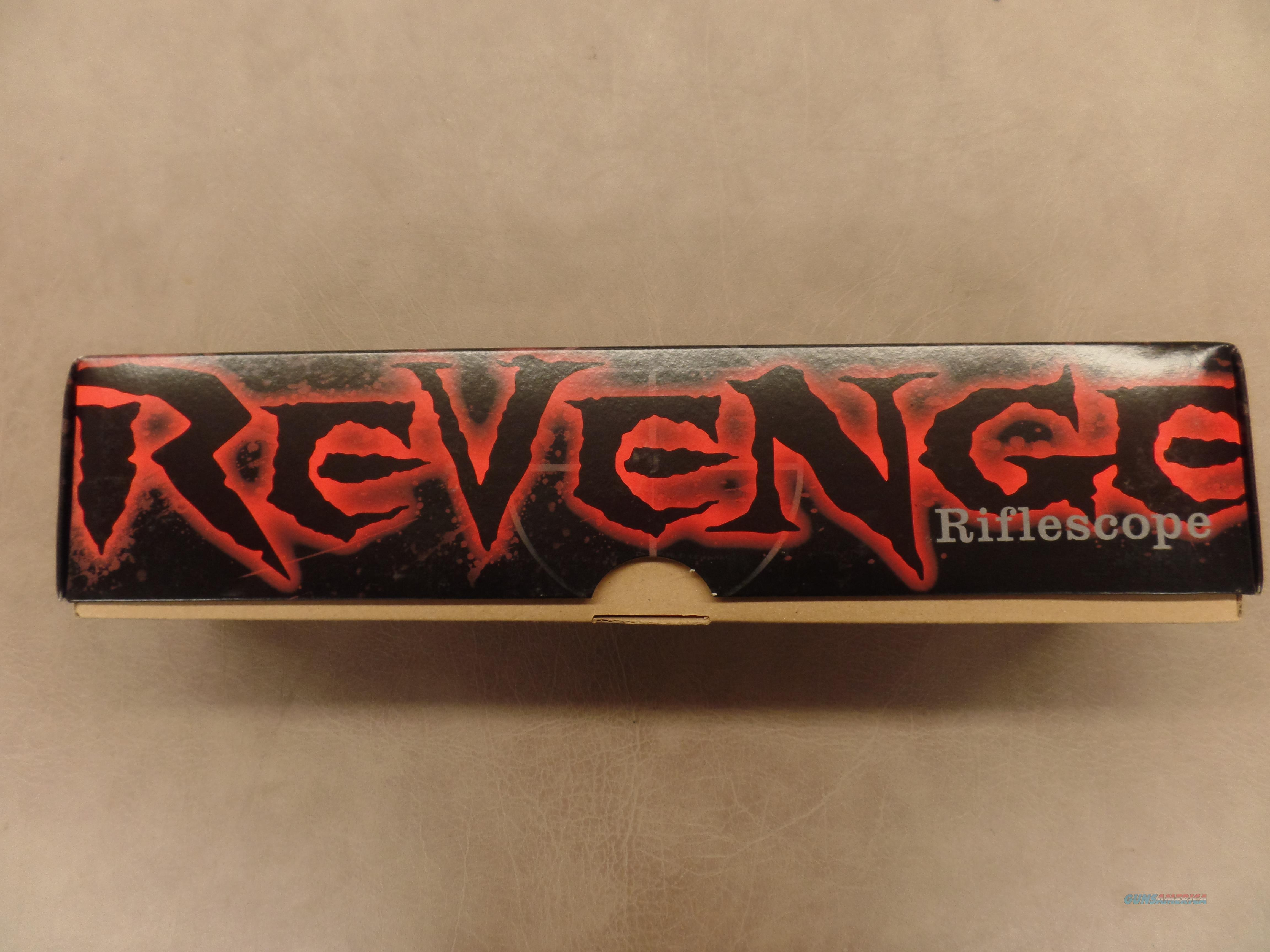 redfield revenge 4 12x42 4 plex for sale. Black Bedroom Furniture Sets. Home Design Ideas