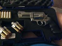 ".500  Smith & Wesson Magnum 4"" barrel"