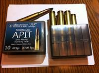 50 BMG M20 APIT Premium Cartridges--8 rounds