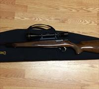 Browning Medallion A Bolt ll 270